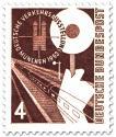 Stamp: Bahn - Verkehrsausstellung München