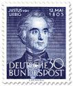 Stamp: Justus von Liebig (Chemiker, Naturforscher)