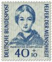 Stamp: Florentine Nightingale (Krankenschwester)