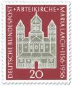 Stamp: 800 Jahre Abteikirche Maria Laach