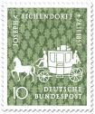 Stamp: Joseph von Eichendorff (Dichter)