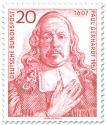 Stamp: Paul Gerhardt Theologie Kirchenlieder