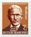 Stamp: Friedrich Wilhelm Raiffeisen (Sozialreformer und Kommunalbeamter)