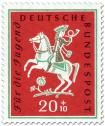 Stamp: Ein Jäger aus Kurpfalz (Kinderlied)