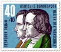 Stamp: Gebrüder Grimm (Grimms Märchen)