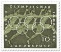 Stamp: Läufer (Olympisches Jahr 1960)