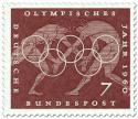 Stamp: Ringer (Olympisches Jahr 1960)