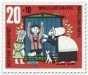 Stamp: Hänsel und Gretel: Im Käfig der Hexe