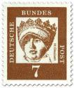 Stamp: Hlg. Elisabeth von Thüringen (Landgräfin)