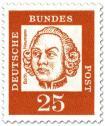 Stamp: Johann Balthasar Neumann (Baumeister, Architekt)