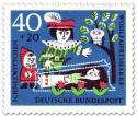 Stamp: Prinz an Schneewitchens Glassarg