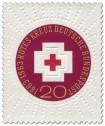 Stamp: 100 Jahre Internationales Rotes Kreuz