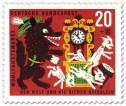 Stamp: Der Wolf jagt die sieben Geißlein