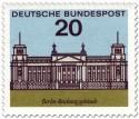 Stamp: Berlin Reichstag