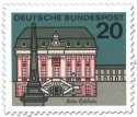 Stamp: Bonn Rathaus