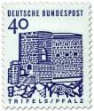 Stamp: Burg Trifels / Pfalz