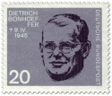 Stamp: Dietrich Bonhoeffer