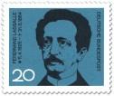 Stamp: Ferdinand Lassalle 100 Todestag