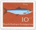 Stamp: Fisch: Hering (Clupea Harengus)