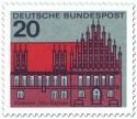 Stamp: Hannover Altes Rathaus