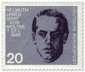 Stamp: Helmuth James Graf von Moltke