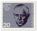 Stamp: Ludwig Beck