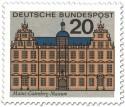 Stamp: Mainz Gutenberg Museum