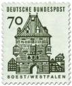 Stamp: Osthofentor Soest / Westfalen