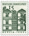 Stamp: Schloss Tegel, Berlin