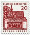 Stamp: Torhalle Lorsch / Hessen
