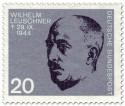 Stamp: Wilhelm Leuschner