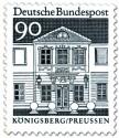 Stamp: Zschokkesches Stift in Königsberg (Preußen)