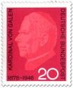 Stamp: Clemens August Graf von Galen (Bischof)