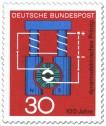 Stamp: Dynamo-Prinzip (Werner von Siemens)