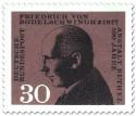 Stamp: Friedrich Von Bodelschwingh Bethel