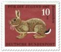 Stamp: Kaninchen (Wildkaninchen)