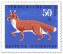 Stamp: Fuchs (Rotfuchs)