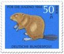 Stamp: Biber