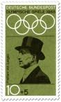 Stamp: Carl Friedrich von Langen (Reiter)