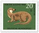 Stamp: Fischotter