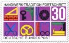 Stamp: Handwerk - Tradition - Fortschritt