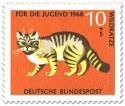 Stamp: Wildkatze