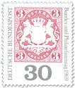 Stamp: Bayern 3 Kreuzer (Deutscher Philatelistentag)