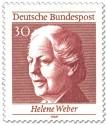 Stamp: Helene Weber Frauenrechtlerin