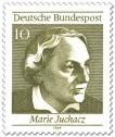 Stamp: Maria Juchacz (Frauenrechtlerin)