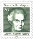Stamp: Marie Elisabeth Lüders (Frauenrechtlerin)