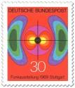 Stamp: Funkausstellung 1969 in Stuttgart