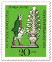 Stamp: Zinnfigur um 1780 - Gärtner