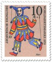 Stamp: Narr Marionette