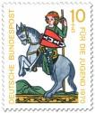 Stamp: Ritter Heinrich von Runge